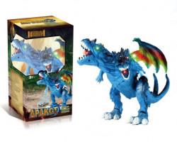Dragon cu sunete, lumini si proiector, 17x17x30 cm
