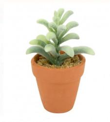 Ghiveci decorativ Ceramica - Cactus 9 cm