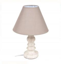 Lampa de masa - Bej