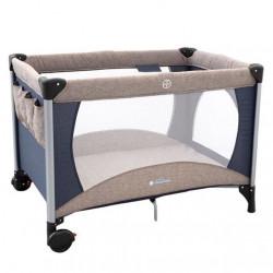 Patut de joaca/schimbator bebelusi (2 in 1), pana la 12 luni, greutate maxima 11 kg
