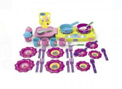 Set complet de gătit PEPPA PIG (35 accesorii)