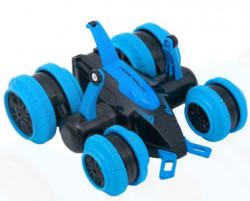 Vehicul pentru acorbatii cu telecomanda, albastru, 2,4 GHz