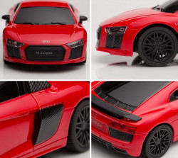 Audi R8 telecomandat cu volan 1:24