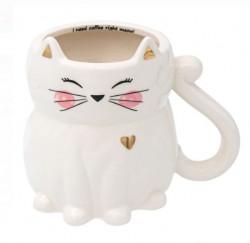 Cana 3D - Pisica - 420ml