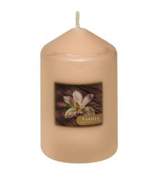 Lumanare parfumata - Vanilie, 10x5.8 cm