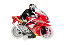 Motocicleta de curse cu lumini&sunet, 30 x 24 x 10 cm