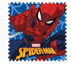 Puzzle tip podea - Spiderman - 31.5x31.5x1 cm