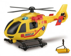 Jucarie elicopter de salvare cu sunet și lumini