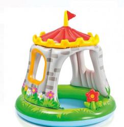 Piscină Baby Castle 122x122 - Intex