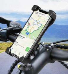 Suport telefon mobil pentru biciclete