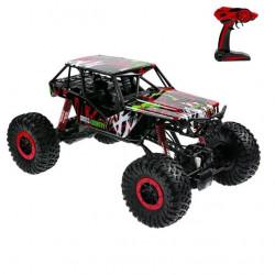 Vehicul de teren cu telecomanda Rock Crawler Black Red 1:10 2.4GHz