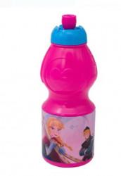 Bidon apa pentru copii cu design Frozen 400ml