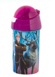 Bidon apa pentru copii design Frozen 2