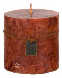 Coloana Lumânare Aromatic Chihlimbar Chihlimbar 10x10 cm