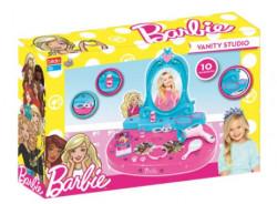 Cutie pentru bijuterii *Barbie* cu 10 accesorii, 58x12x39 cm
