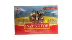 Joc de societare pentru familie, adulti sau copii, Investitor Romania + 8 ani