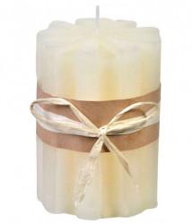 Lumanare parfumata - Vanilie - 7x12 cm