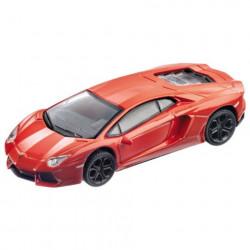 Masina cu telecomanda RC Lamborghini Aventador LP700-4, Portocaliu