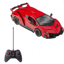 Masina de jucarie cu telecomanda - Dream Car Red 27 MHz