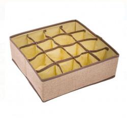 Organizator sertar 16 locuri - 30x30x10,5 cm.