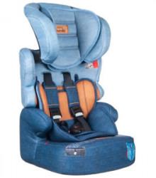 Scaun auto pentru copii, Denim Blue