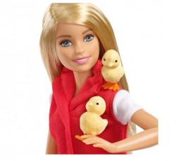 Set de joaca Barbie medic veterinar la ferma