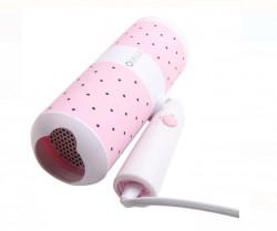 Uscator de par alb roz - OMNIA - 1200W