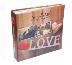 Album foto You & Me 22x22.5 (200 de poziții)
