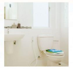 Autocolant toaleta - 32x38cm