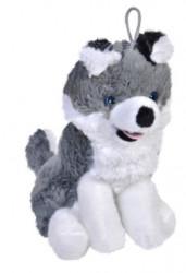 Caine de plus Husky, 20 cm