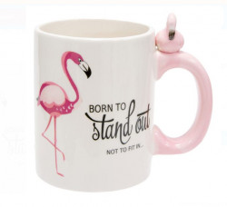 Cana 3D - Flamingo - 400ml
