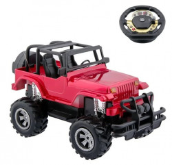 Jeep Off Road cu volan 20 cm