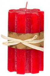 Lumanare parfumata - Mar rosu/scortisoara - 7x12 cm