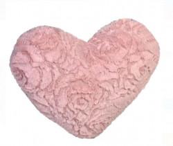 Perna decorativa in forma de inima