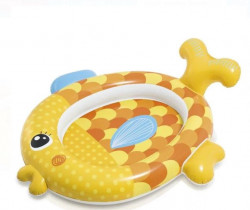 Piscină Baby Fish 140x124 - Intex