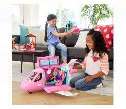 Set de joaca Barbie, Avionul lui Barbie, GDG76