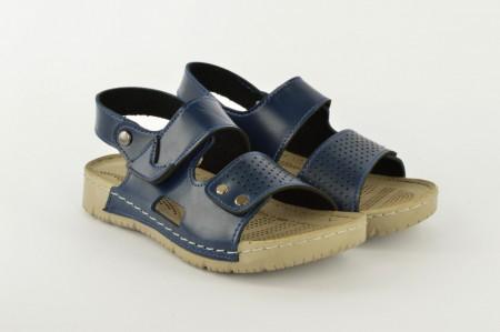 Dečije sandale 229 teget