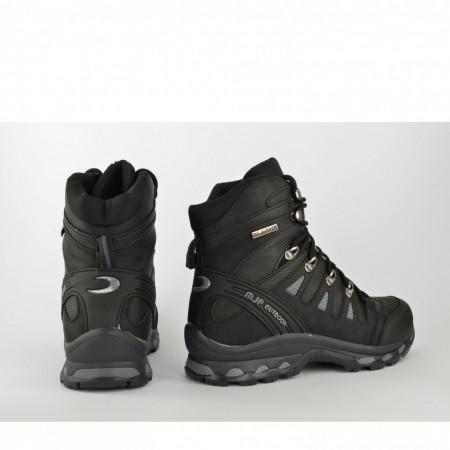 Muške duboke cipele M1633CR crne