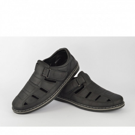 Muške sandale M020654CR crne