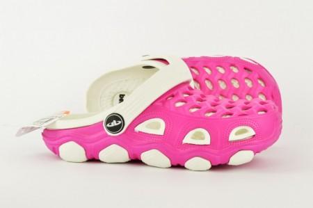 Gumene dečije papuče E224-R roze