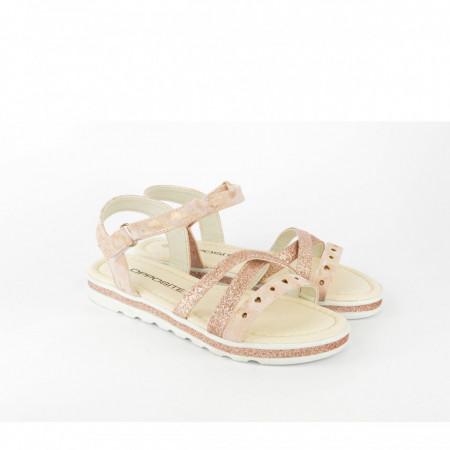 Dečije sandale CS020201ZT zlatne