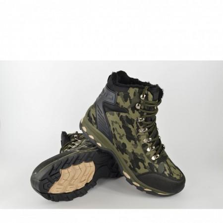 Postavljene muške duboke cipele 1636SH šarene