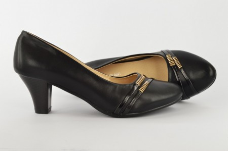 Ženske cipele na štiklu 5524-1 crne