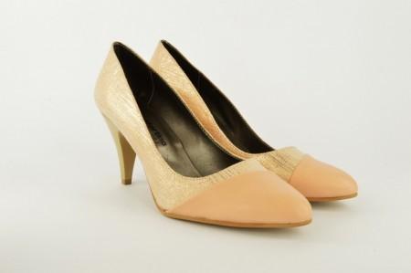 Ženske cipele na štiklu - Salonke 201-R roze