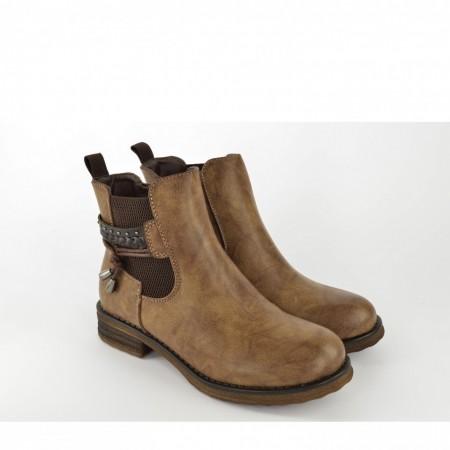 Ženske duboke cipele LH95910BR braon