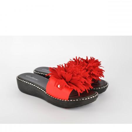 Ženske papuče 1125-2CV crvene
