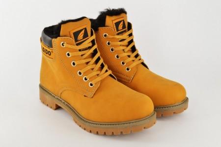 Dečije duboke cipele - Kanadjanke 506-Ž žute