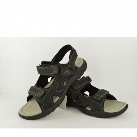 Muške sandale 129031 crne
