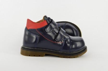 Dečije duboke cipele 9004 teget