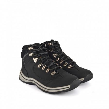 Dečije duboke cipele WK1430BCR crne
